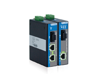 Bộ chuyển đổi quang điện công nghiệp (PoE)